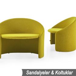 Sandalyeler Koltuklar